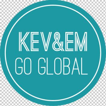 Kev and Em Go Global